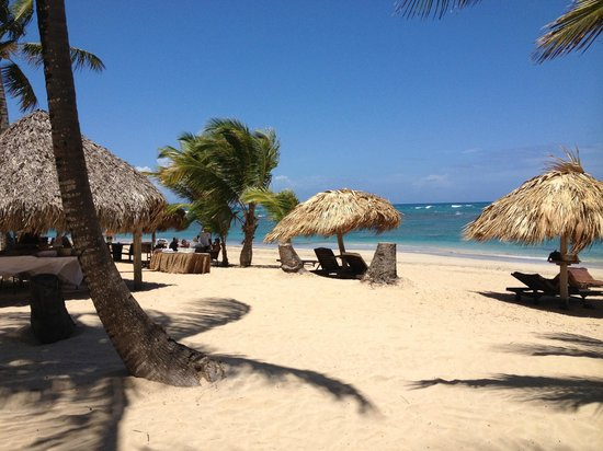Zoetry Agua Punta Cana: Lovely beach