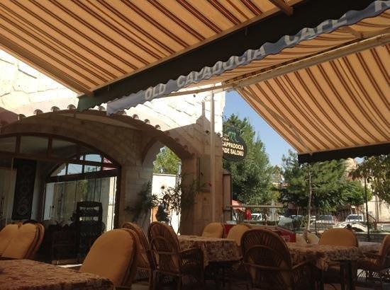Cappadocia Pide Salonu : 餐厅一角