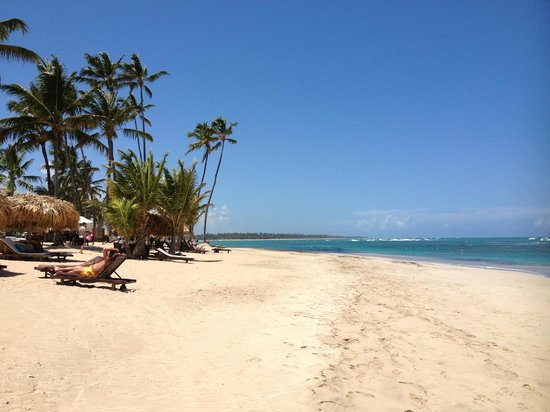 Zoetry Agua Punta Cana: Lovely sand