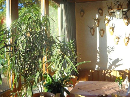 Hasselberg, Germany: breakfast room