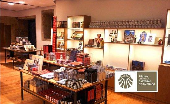 Tienda Libreria de La Catedral de Santiago