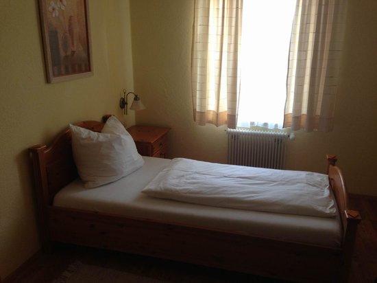 Schuedlbauer's Gasthof: Schlafbereich.