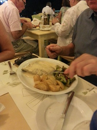Anemomylos : lovely meal