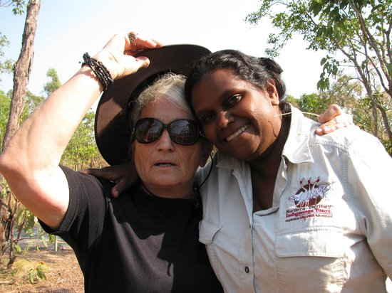 Northern Territory Indigenous Day Tours: Tess and I