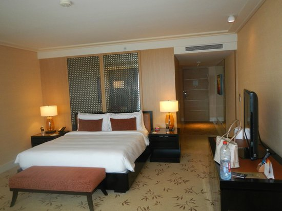 Marina Bay Sands: Deluxe room