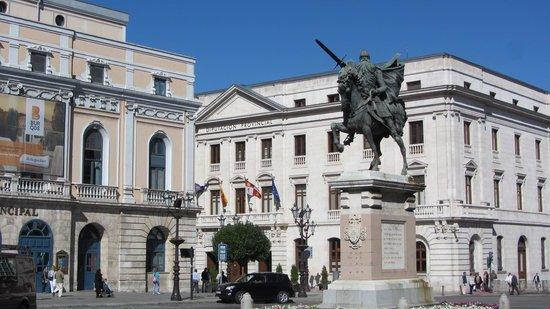 Plaza del Mio Cid: Cid_I