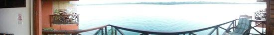 Sunset Bungalows Resort : Panorama view