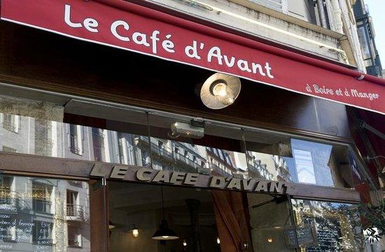 Le Cafe d'Avant