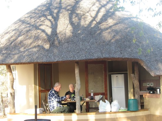 Letaba Rest Camp : rondavel