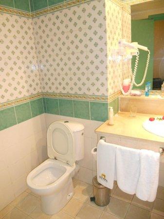 Hotel Dar Ismail : salle de bain