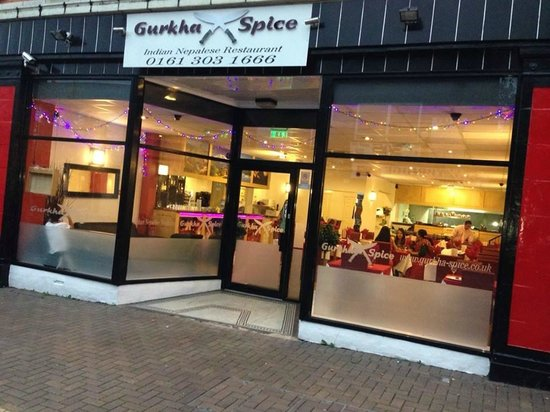 Gurkha Spice: open day