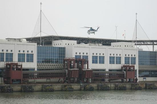 Terminal Maritimo do Porto Exterior: 外港客運碼頭