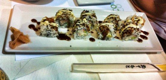 Bianco sushibar: Tasty california roll