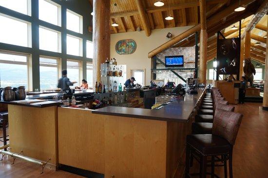 Grande Denali Lodge : The restaurant
