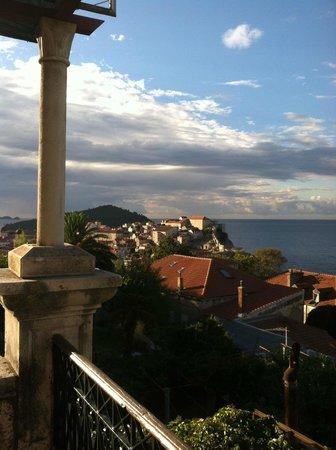Villa Iveta: View from terrace