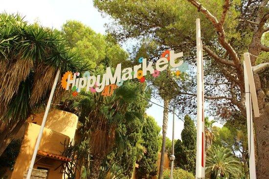 azuLine Club Cala Martina Ibiza: ingresso