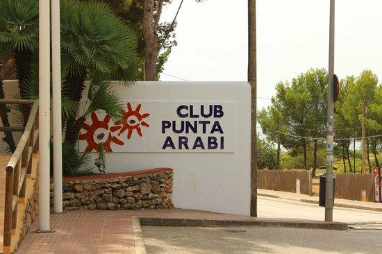 azuLine Club Punta Arabi: ingresso