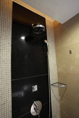 Vision Hotel : Showers