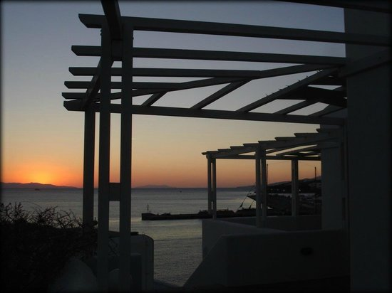 Studios Avra: Sunset View