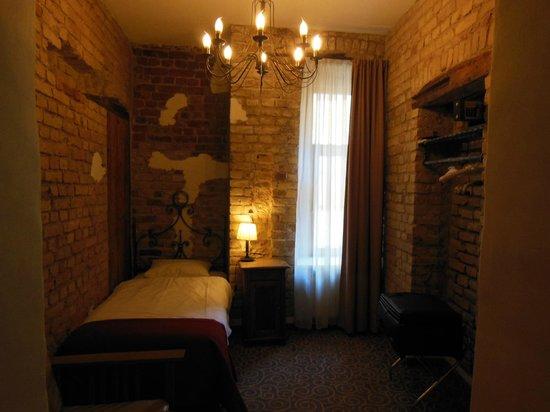 Hotel Justus: Mein Einzelzimmer