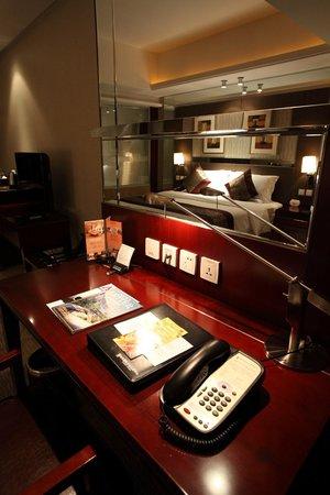 Vision Hotel: Desk