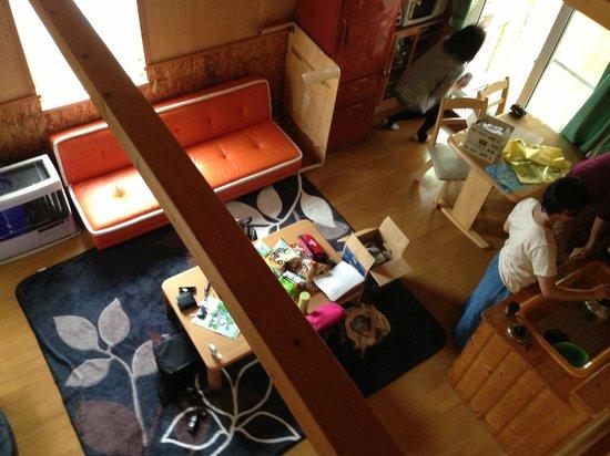 Arisu no Sato: 部屋