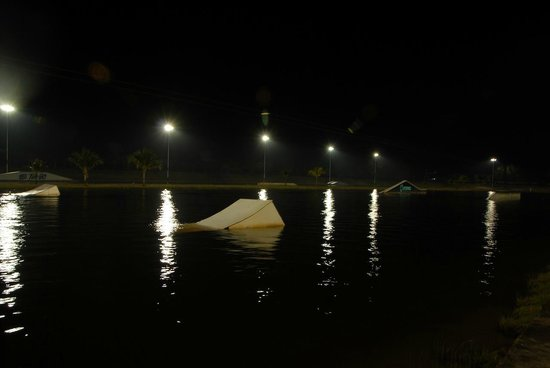 Phuket Wake Park (night)