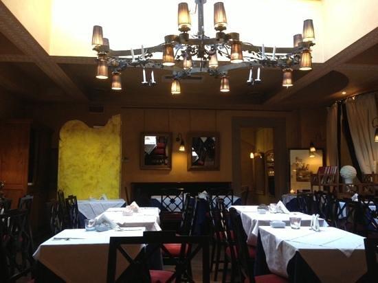 Hotel Cellai: Breakfast room