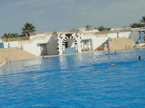 Amir Palace: Water pool