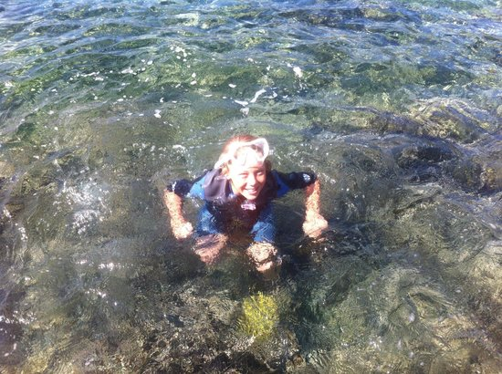 Scuba Mallorca: Thumbs up, that was fun