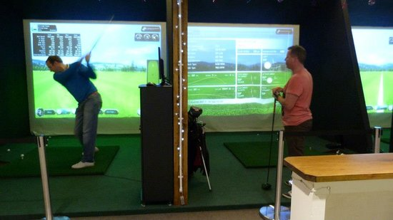 Truro Golf Lounge