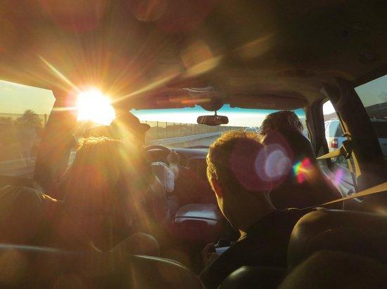 Дана-Пойнт, Калифорния: Party or Sleepcar