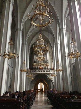 Augustinerkirche: Altar
