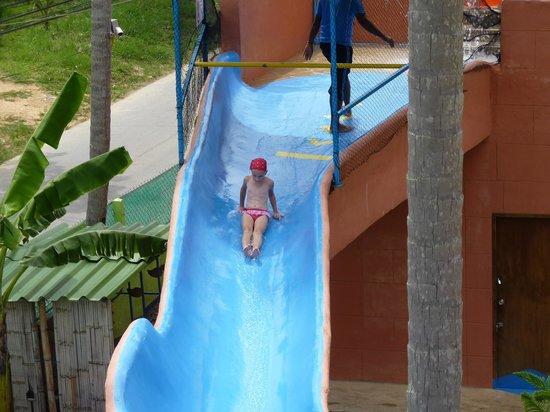 Coco Splash Adventure & WaterPark: Горка