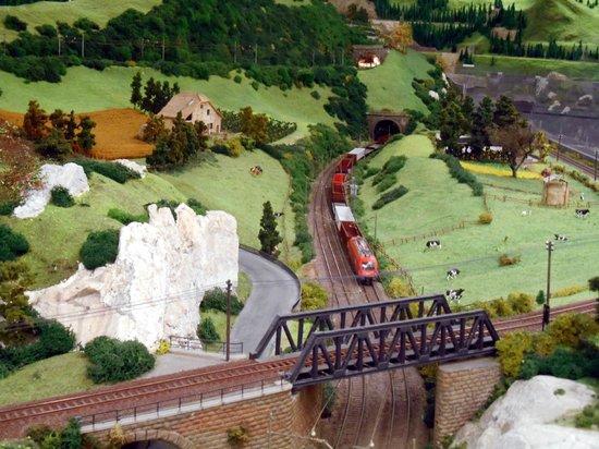 Fermodellisti Alto Vicentino - Museo dei Trenini