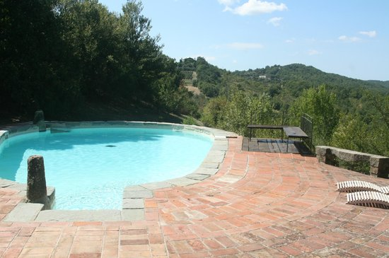 Podere Timignano : Relaxing Pool