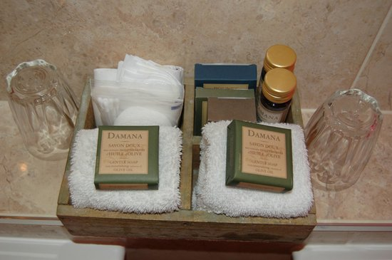 The Fisherbeck : complimentary