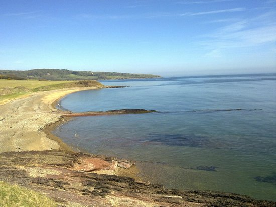 Siop y Rhos: A little bay around the corner from Lligwy Beach
