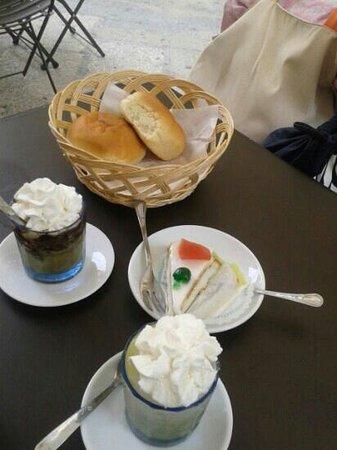 Colicchia Francesco: la colazione