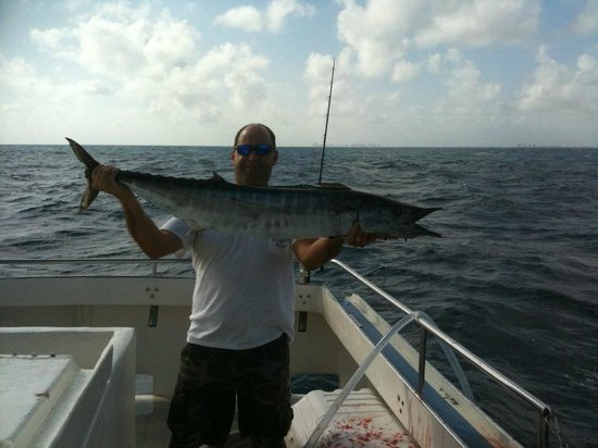 Samana Expert Fishing Charters: Wahoo