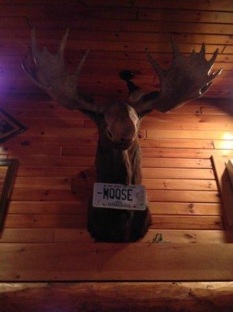 Tuckermans Restaurant & Tavern: Original amenagement