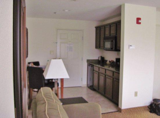 BEST WESTERN PLUS Valdosta Hotel & Suites: Nice relaxing area