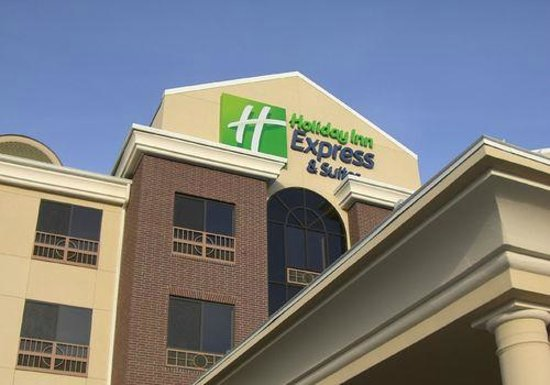 Holiday Inn Express Hotel & Suites Youngstown W - I-80 Niles Area : Exterior