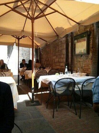 Il Cantinone: esterno ristorante