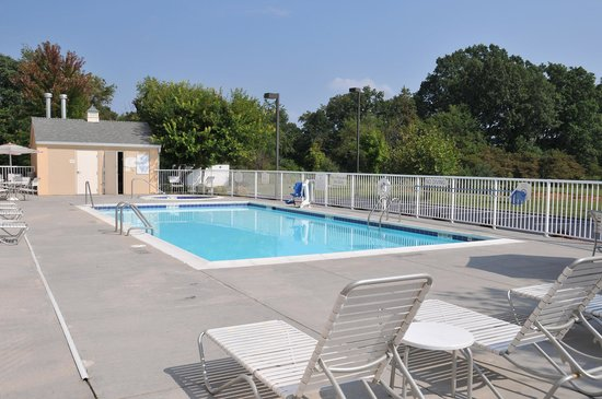 Fairfield Inn & Suites Christiansburg: Pool
