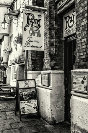 Raj, King Street, Bristol
