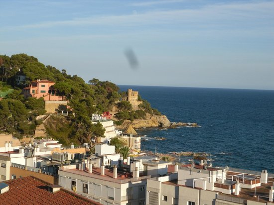 Hotel Roger de Flor Palace : view from our balcony