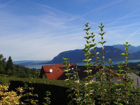 La Maison des Pins: View from the property