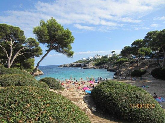Inturotel Cala Azul Garden: Strand Cala Gran