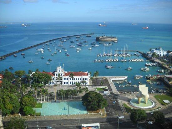 Colonial Chile : Vista desde el hotel